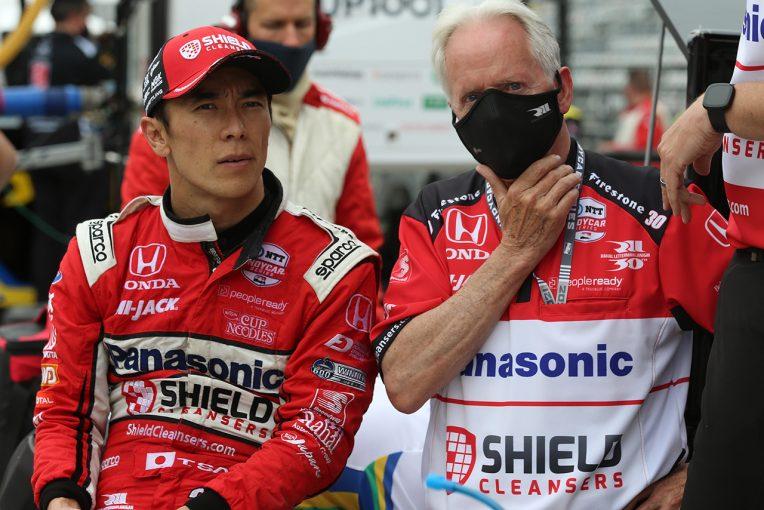 海外レース他   16位フィニッシュに意気消沈の佐藤琢磨「いろいろタイミングも悪いしミスもあった」