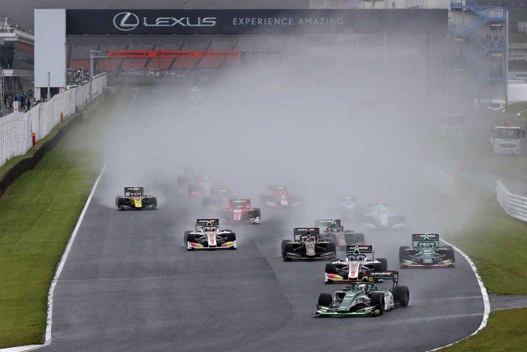 スーパーフォーミュラ | トヨタ 2021スーパーフォーミュラ第3戦オートポリス レースレポート