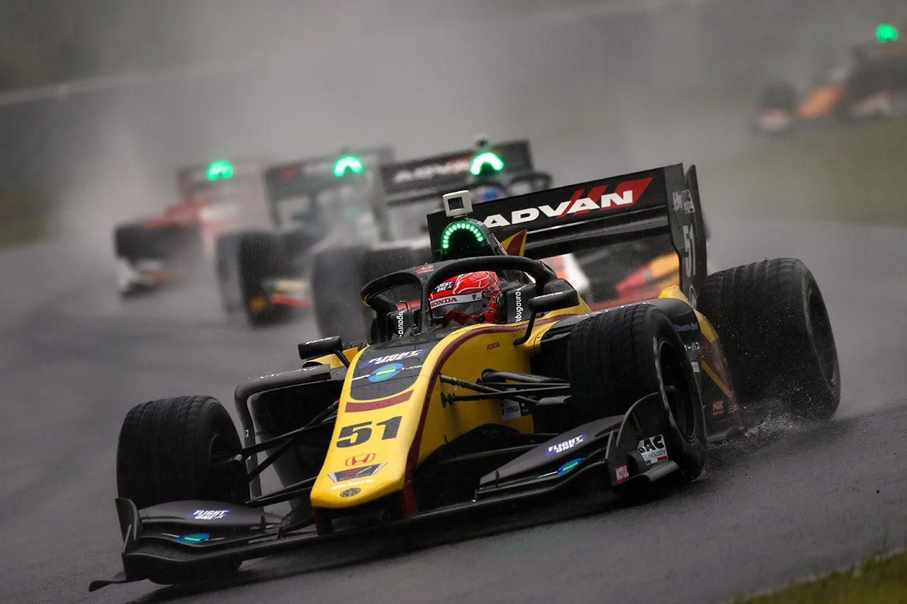 松下信治(B-Max Racing Team)