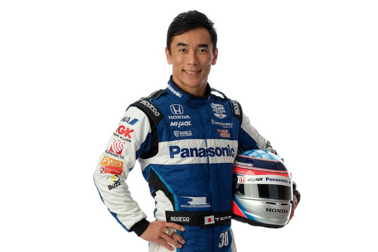 海外レース他   佐藤琢磨とBuzzグループがスポンサーシップ契約を更新。コロナ禍でも世界に夢と希望を発信