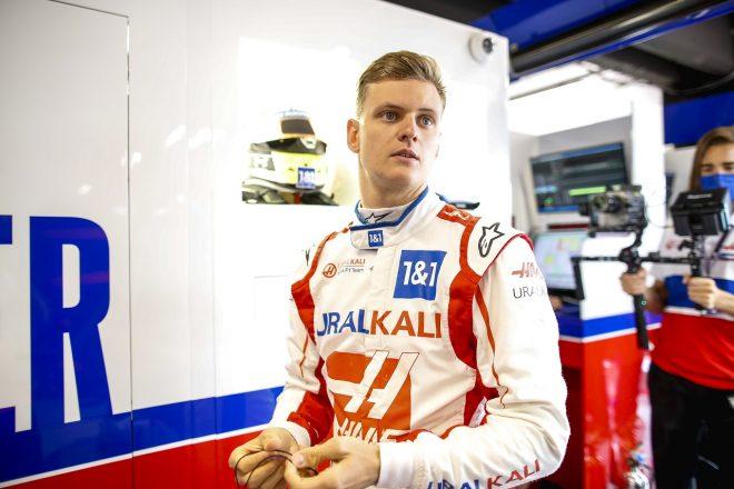 2021年F1第4戦スペインGP ミック・シューマッハー(ハース)