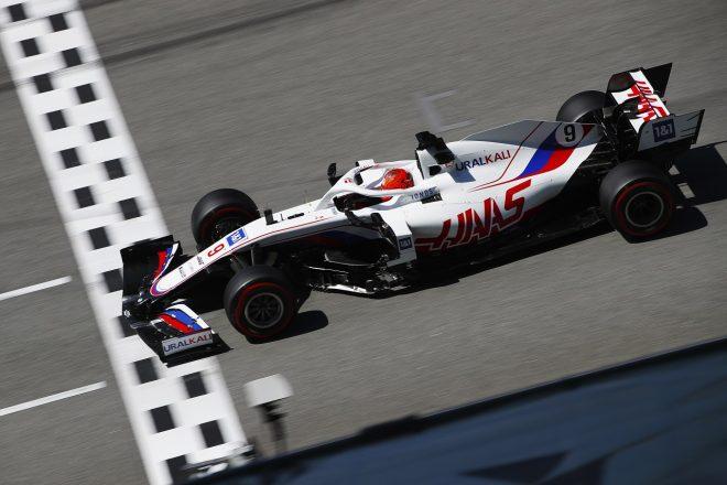 2021年F1第4戦スペインGP ニキータ・マゼピン(ハース)