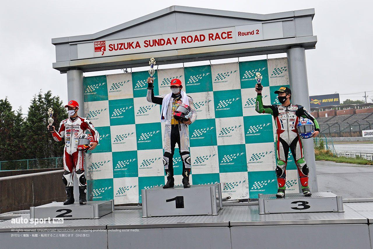 7チームが鈴鹿8耐への権利を獲得! 8耐トライアウトFinalステージ/2021鈴鹿サンデーロード第2戦