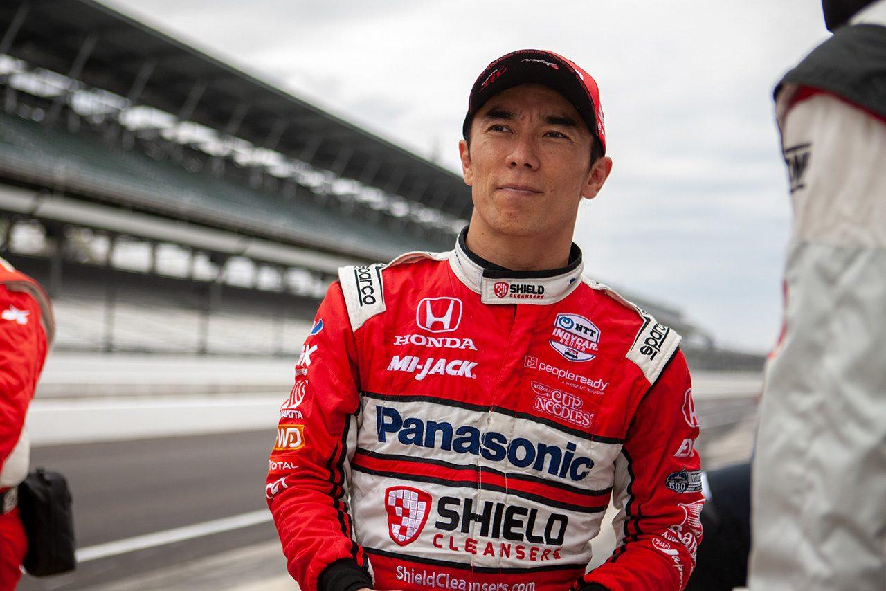 佐藤琢磨が取材会で3度目のインディ500制覇を誓う「絶対的な速度を上げるべく予選からアプローチを変えていく」