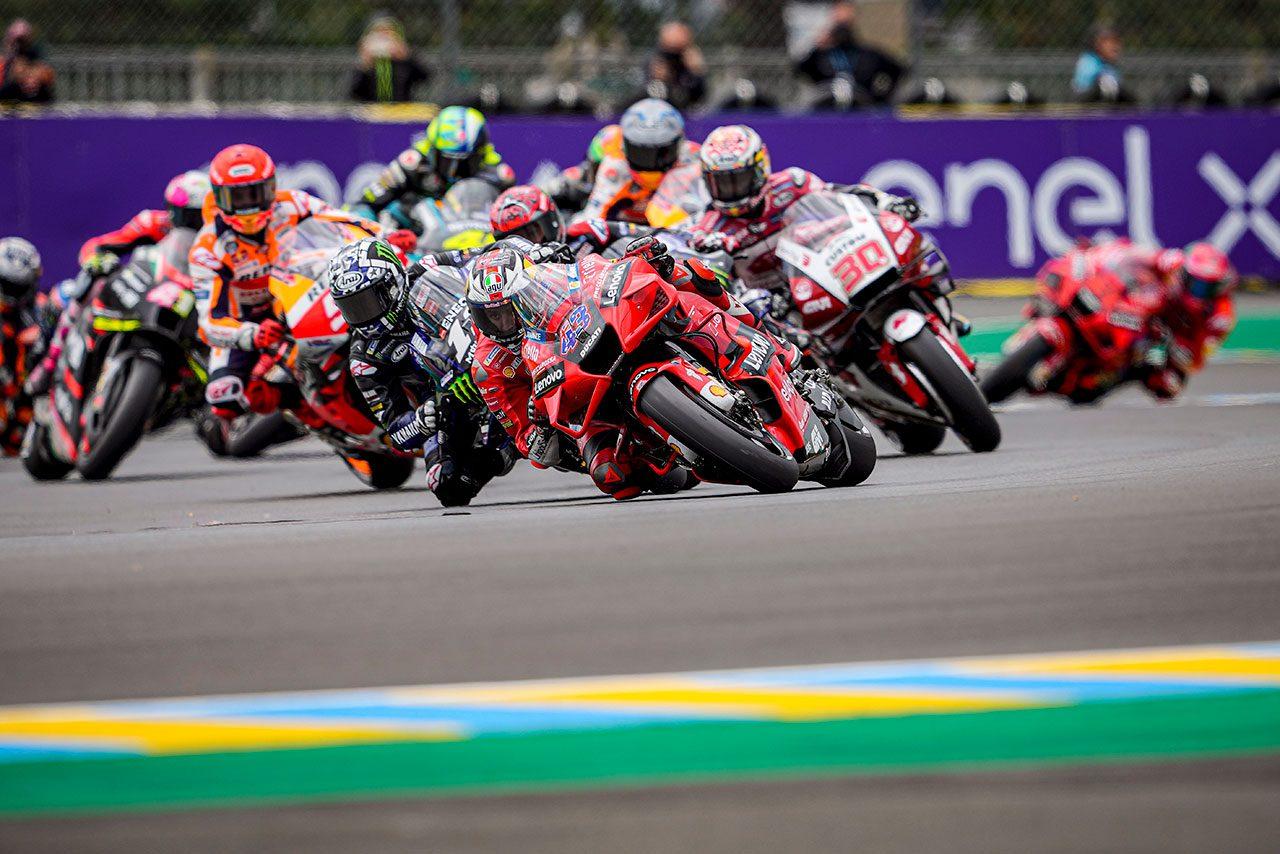 【レースフォーカス】フラッグ・トゥ・フラッグが演出したミラー、クアルタラロ、ザルコ、三者三様のドラマ/MotoGP第5戦フランスGP