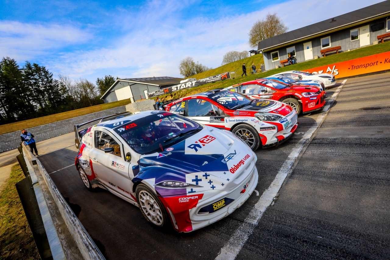 北米から世界へ。新選手権『Nitro Rallycross』が9月始動。盟主は6台体制で参戦へ