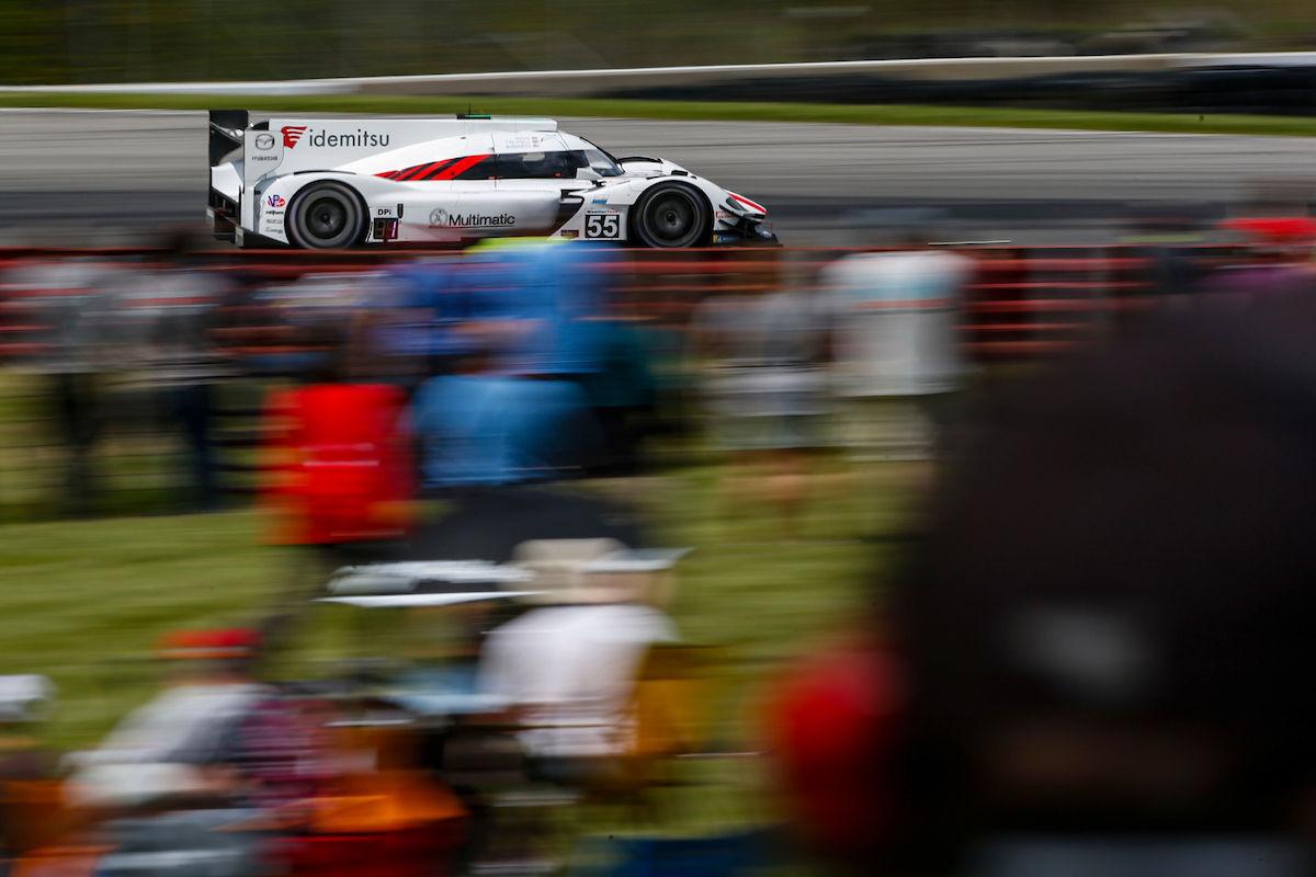 マツダ快勝の流れを変えたコーション。燃費モードで追いつくのは「不可能だった」とジャービス