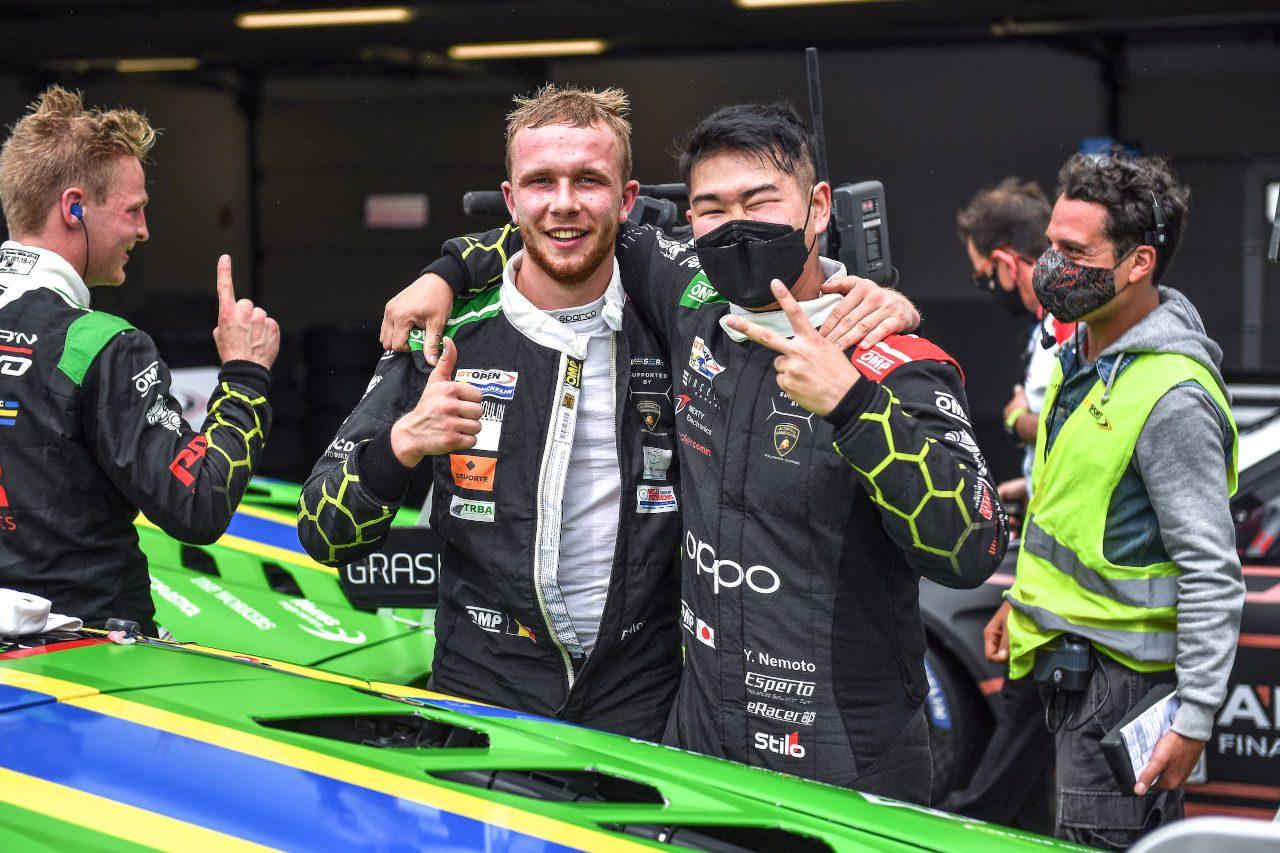 根本悠生 2021年インターナショナルGTオープン第1戦ポール・リカール レースレポート