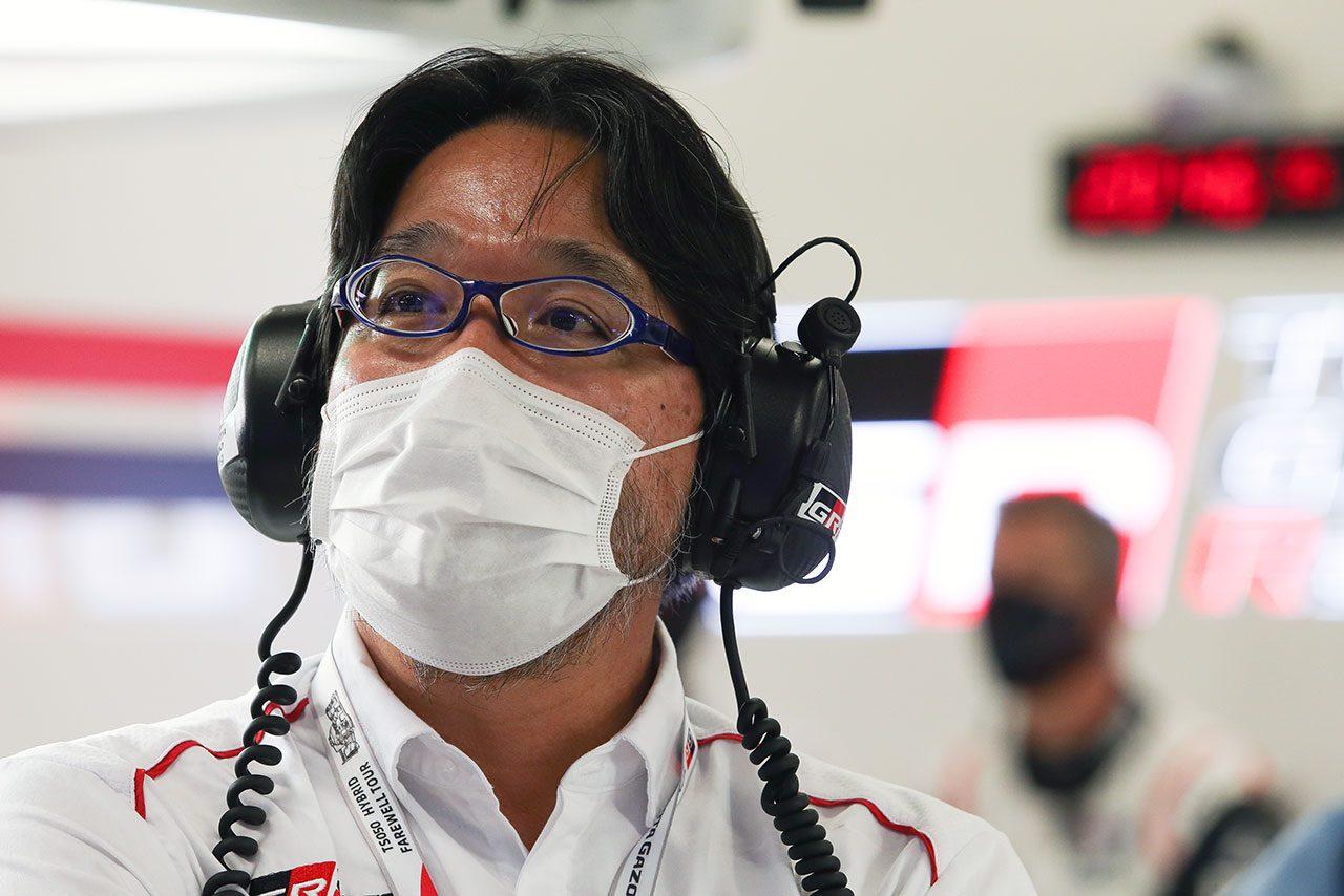 トヨタGAZOO Racing村田久武WECチーム代表