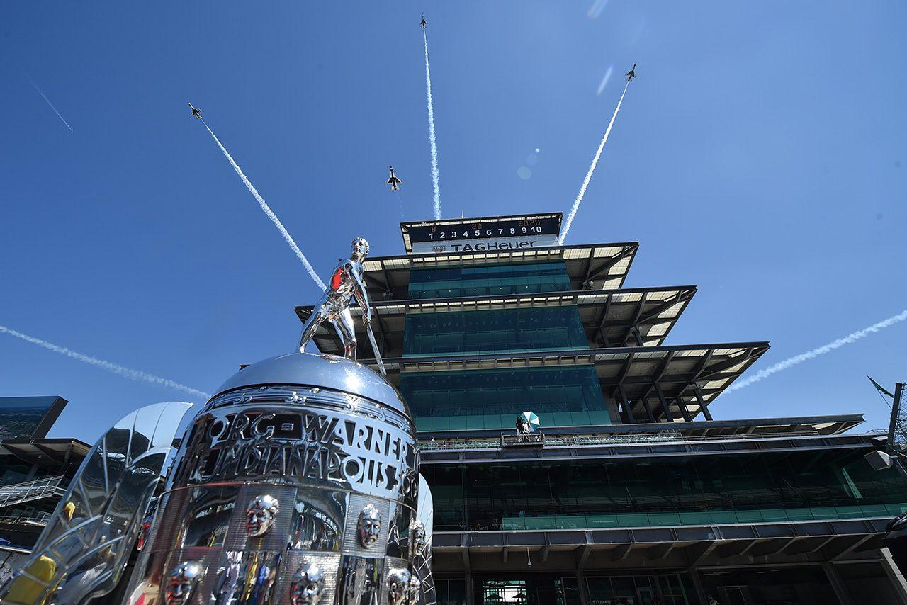 9人のウイナーが参戦。第105回インディアナポリス500マイルレースエントリーリスト