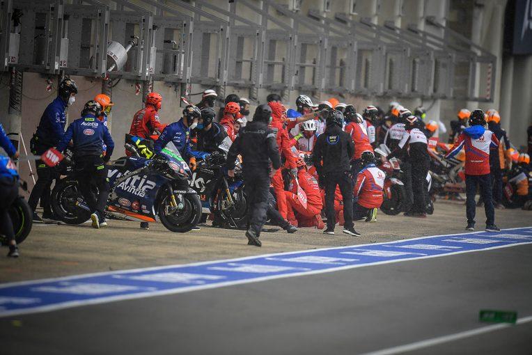 MotoGP   【レースフォーカス】雨が生んだ明と暗…バニャイア、ホンダライダー、M.マルケス、ビニャーレスの場合/MotoGP第5戦