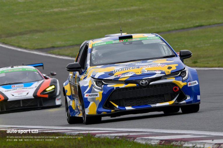 国内レース他 | NAPAC富士SUPER TEC 24時間レース開幕。ORC ROOKIE Corolla H2 conceptが実戦へ