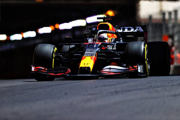 F1   ホンダPU勢最上位は4番手フェルスタッペン【タイム結果】F1第5戦モナコGPフリー走行2回目