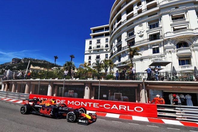 2021年F1第5戦モナコGP マックス・フェルスタッペン(レッドブル・ホンダ)