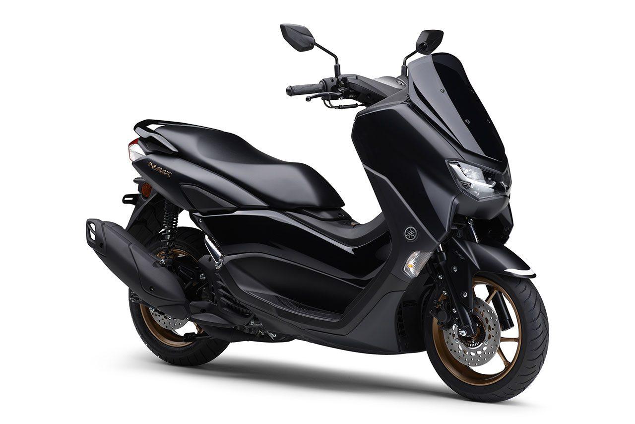 ヤマハ、専用アプリで機能が充実するスクーター『NMAX ABS』を発売