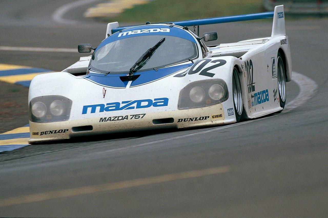 【忘れがたき銘車たち】ル・マン24時間レースの優勝へ向けた転換点『マツダ757』