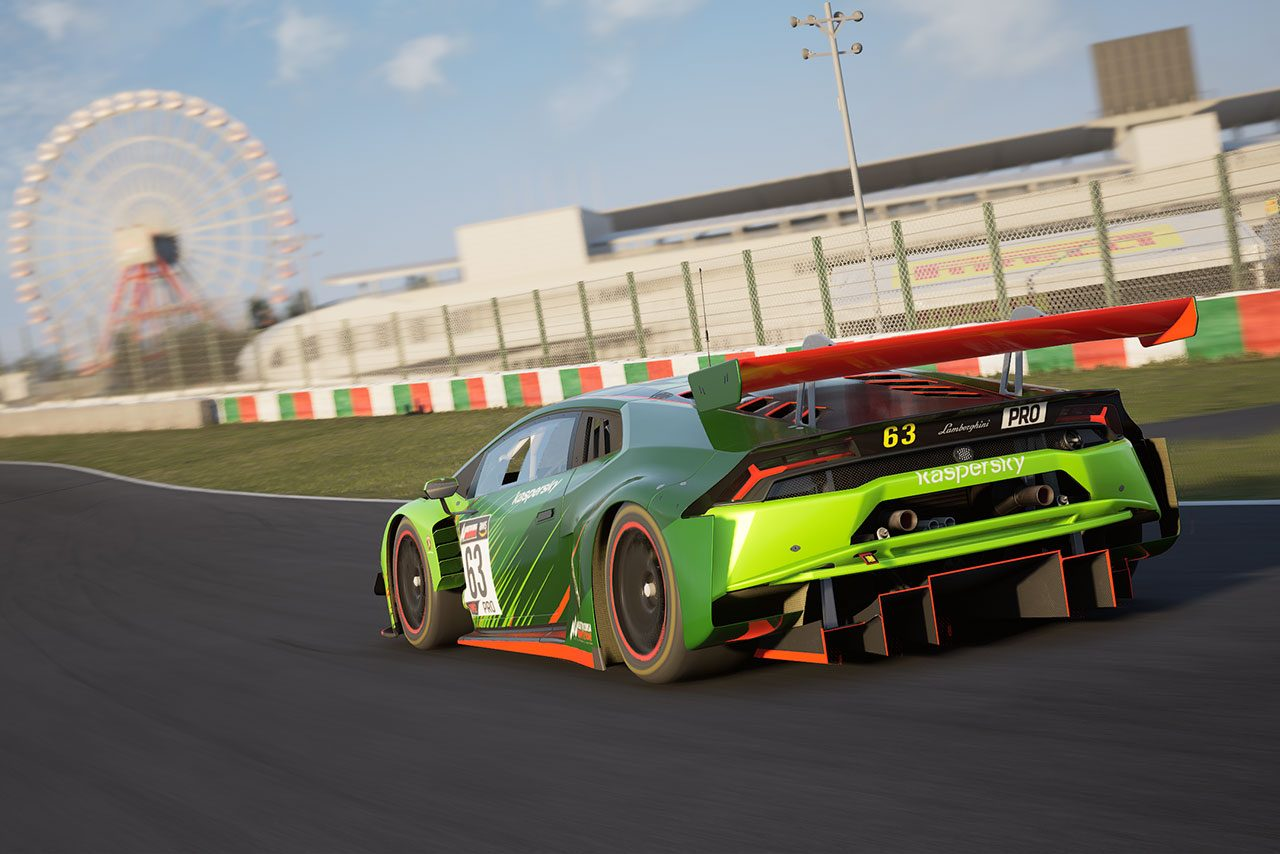 ランボルギーニ、eスポーツシリーズ『The Real Race』の2021年開催概要を発表