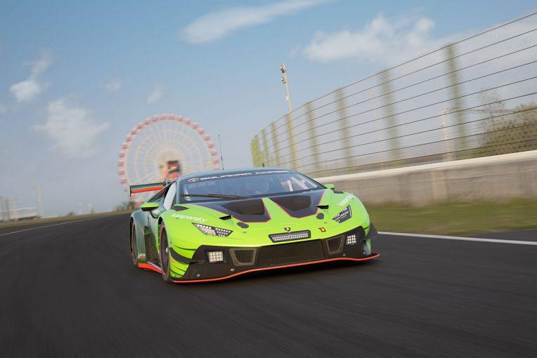 インフォメーション | ランボルギーニ、eスポーツシリーズ『The Real Race』の2021年開催概要を発表