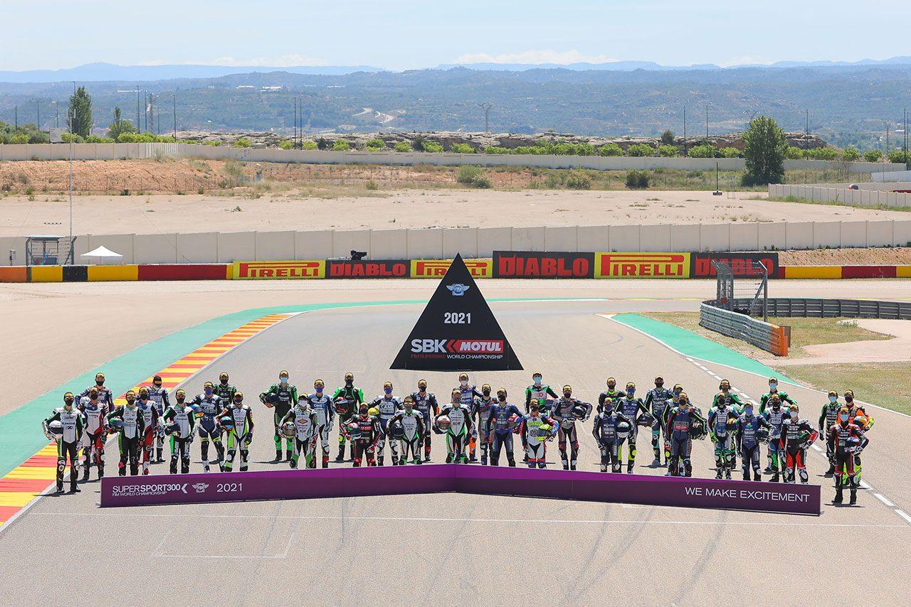 SBKの2021年シーズンがいよいよ開幕。マシン&ライダー、レース方式などを紹介