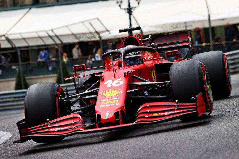 F1   【追記】ルクレール、ドライブシャフトのトラブルでスタートできず/2021年F1第5戦モナコGPグリッド