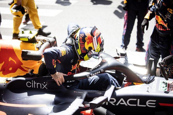 2021年F1第5戦モナコGP セルジオ・ペレス(レッドブル・ホンダ)
