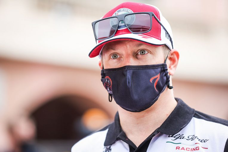 F1 | ライコネン「ペースがいいことは示せた。今後のレースで役立つはず」:アルファロメオ F1第5戦決勝