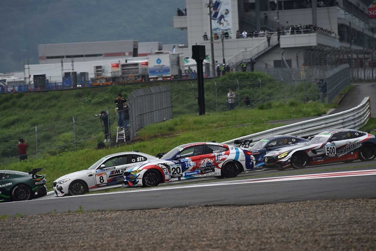 BMW Team Studie 2021スーパー耐久第3戦富士24時間 レースレポート
