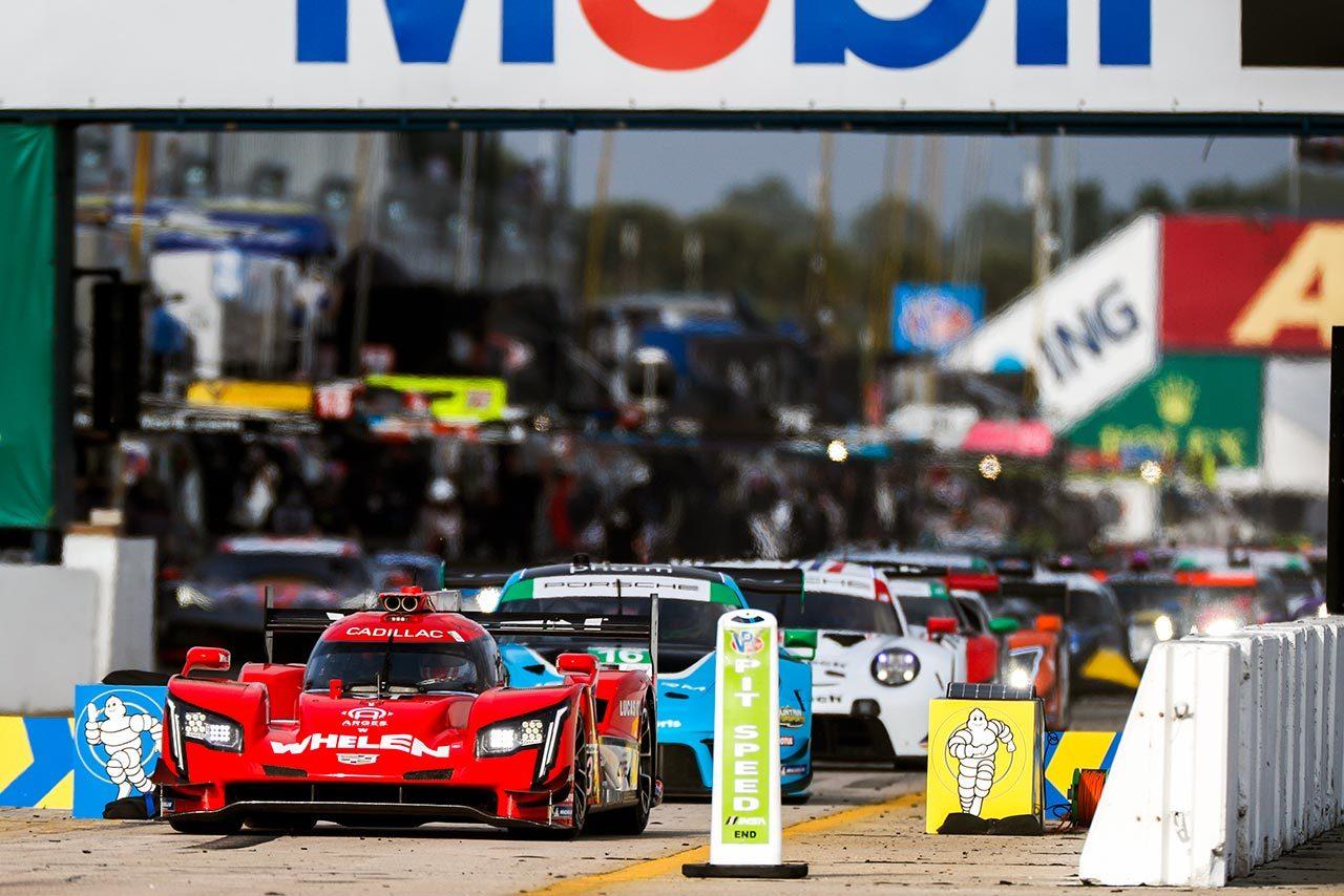 2021年IMSAセブリング12時間レース