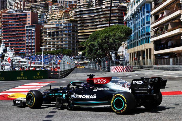F1 | メルセデスF1がハミルトンの不調を分析「マシンを信じられないと負のスパイラルに陥る」