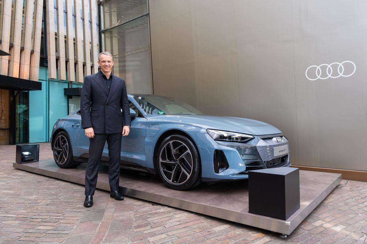 アウディジャパンのフィリップ・ノアック社長がドイツ本社に帰任へ。後任は後日発表