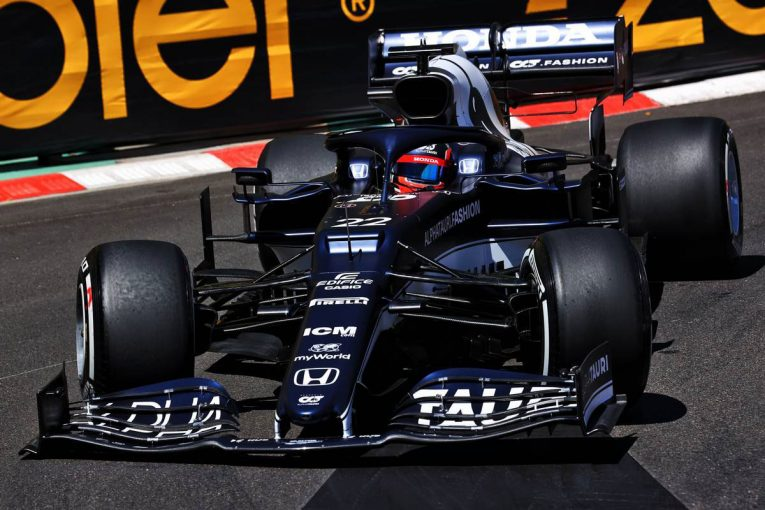 F1 | タイヤの温めに苦戦も、新世代PUはモナコ特有の低速コーナーに「細かく対応していった」/ホンダ本橋CEインタビュー