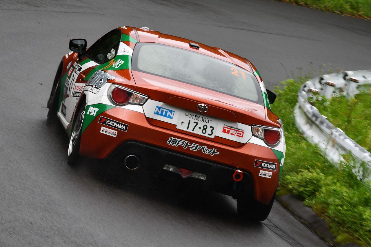 TGRのGRヤリスがついに表彰台へ。福永・齊田組シュコダが2連勝/全日本ラリー第5戦丹後