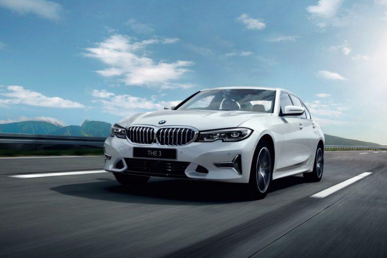 クルマ   BMW、基軸セダン『3/5/7シリーズ』に日本法人設立40周年記念の限定車を設定