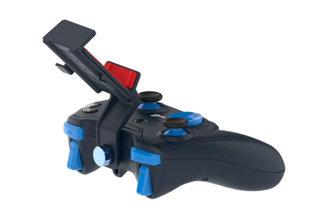 『ROTOR RIOT Wired Game Controller ALPINE RR1850RA』&『ZERO-G(無重力)デバイスホルダー』