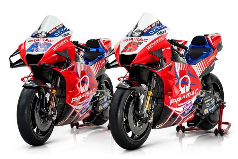 MotoGP | ドゥカティとプラマックが2024年まで3年間契約を更新。ファクトリーサポートも継続