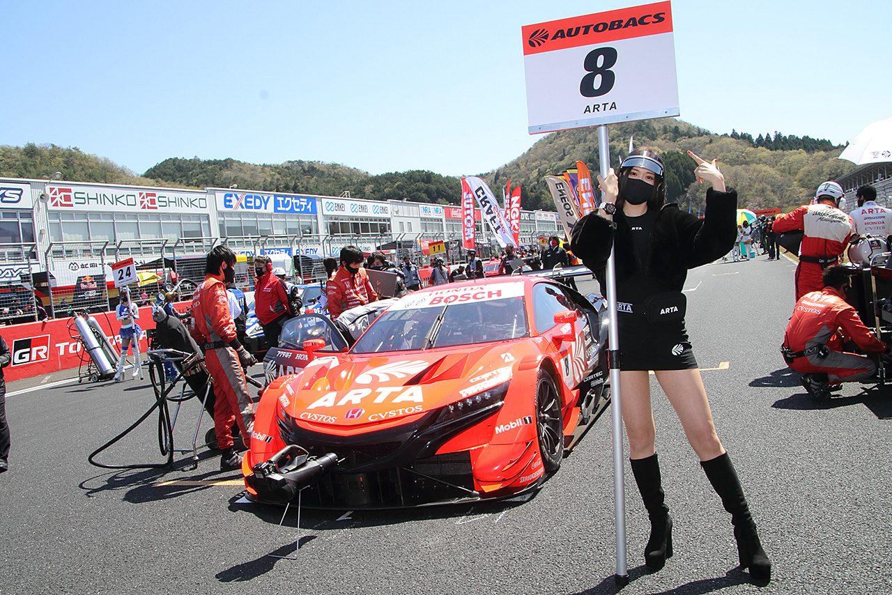 【RQインタビュー】コスプレイヤーからレースクイーンへ……綾瀬まおが語るRQの難しさとレースの魅力