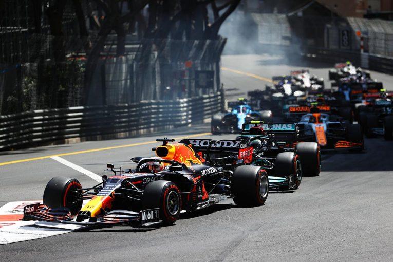 F1   【中野信治のF1分析/第5戦】3勝分に値するフェルスタッペンのモナコ初優勝。復調フェラーリと低迷メルセデスを推察