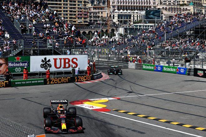 2021年F1第5戦モナコGP決勝レース