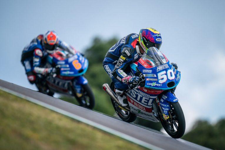 MotoGP | ジェイソン・デュパスキエの事故を受けて僚友の山中琉聖、同郷のルティが欠場/MotoGP第6戦イタリアGP