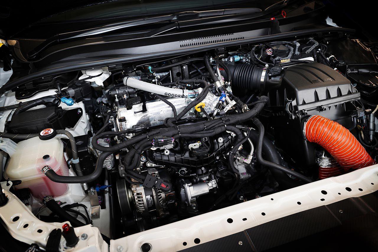 富士24時間を戦った水素エンジン搭載カローラ。モータースポーツでのこれからとどんな未来へ繋がるか