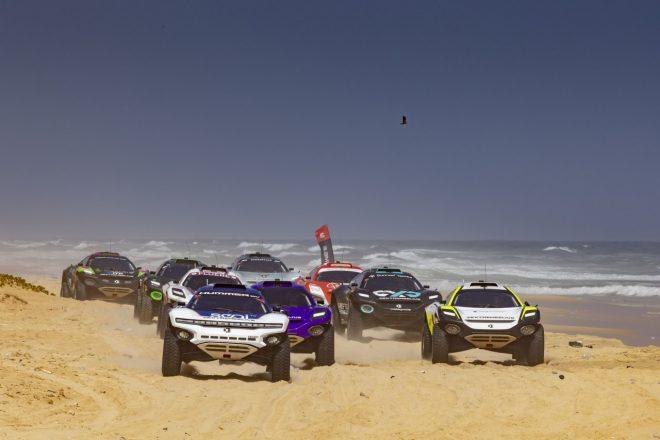 Ocean(海洋)ラウンドとして開催された今回の第2戦は、西アフリカ・セネガル沿岸、ダカール近郊ラックローズの特設コースで争われた