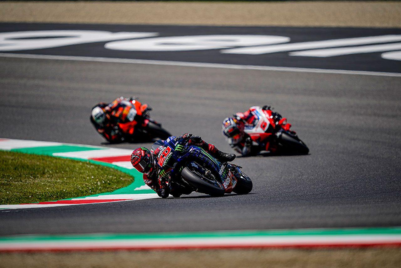 MotoGPコラム/第6戦イタリア:スタートを克服し3勝目のクアルタラロ、新シャシー投入のKTMオリベイラは初表彰台/MotoGP第6戦 | MotoGP | autosport web