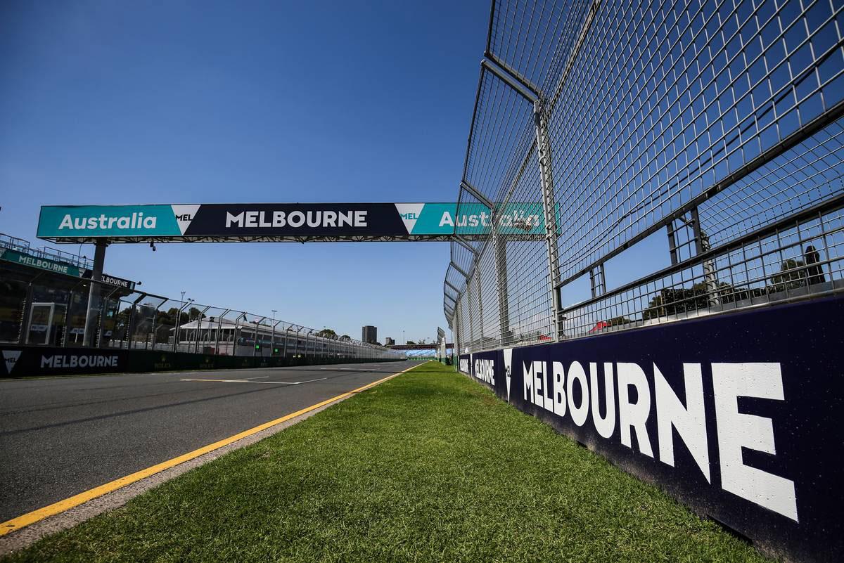 2020年F1開幕戦オーストラリアGP アルバートパーク・サーキット