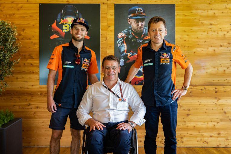 MotoGP   KTMがブラッド・ビンダーと2024年まで3年間の契約を延長/MotoGP
