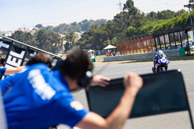 MotoGP | 野左根航汰、2戦目もポイント獲得「見た目以上に難しいコースだった。レース2は最高のレース」/SBK第2戦エストリル