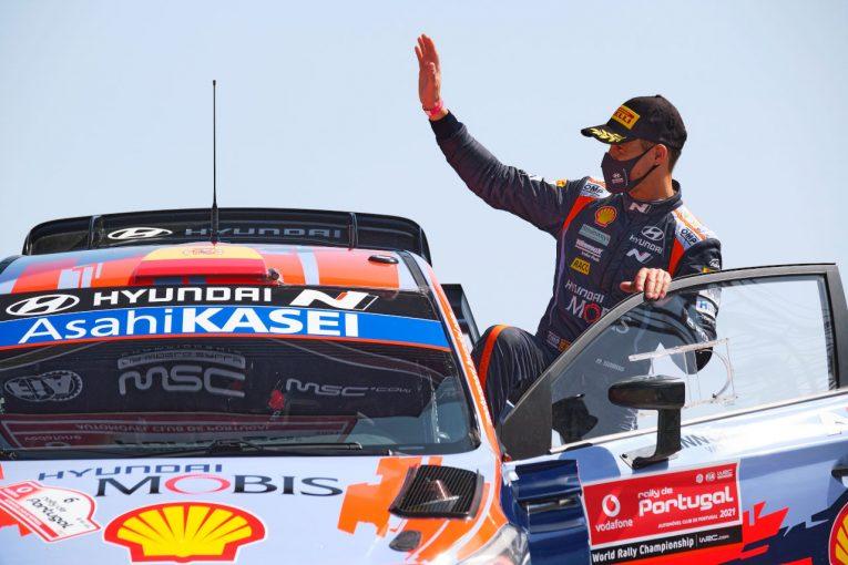 ラリー/WRC | 大会3連覇を狙うソルド「出走順の利もあり、本当に楽しみ」/2021WRC第5戦イタリア 事前コメント