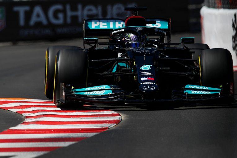 F1 | モナコで苦戦のメルセデスF1、アゼルバイジャンも「W12の特性と合わない」と難しい週末を覚悟