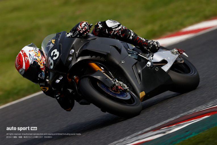 MotoGP   HRCテストライダー長島哲太がトップタイム!ハイレベルなライディングを見せた亀井雄大/鈴鹿8耐テスト