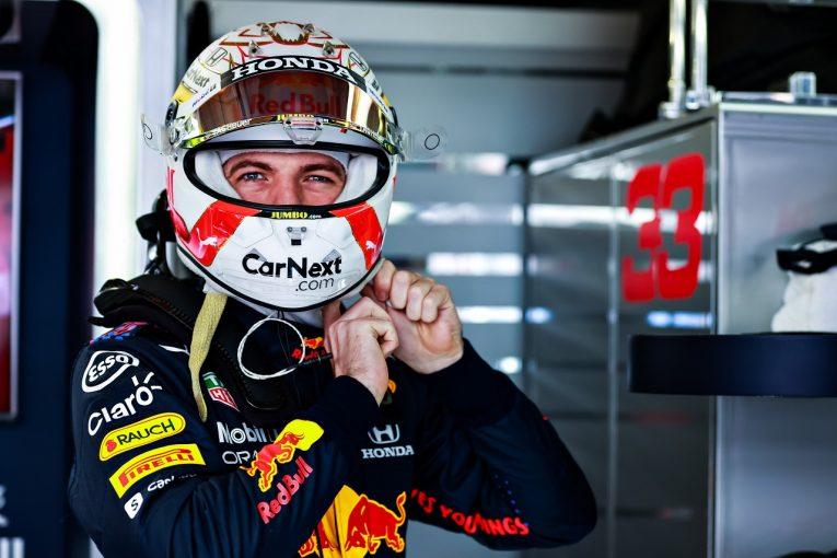 F1   フェルスタッペン、選手権トップでバクーに臨む「相性のいいコースではないが今年こそ初表彰台を」F1第6戦プレビュー