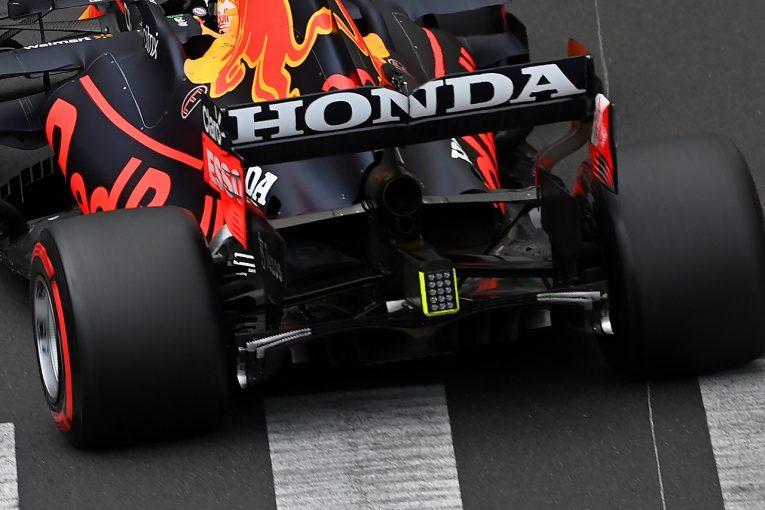 F1   F1技術解説モナコGP(2)レッドブルの鋸刃型ディフューザー、矢継ぎ早にアップデートを投入するアルピーヌ